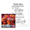 Hands-On Halloween: Monster Cookies Recipe - WORKSHEET