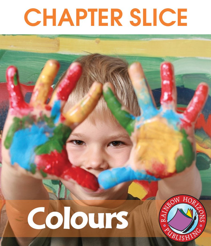 Colours - CHAPTER SLICE