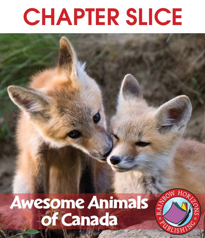 Awesome Animals of Canada - CHAPTER SLICE