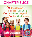 Rébus Rock (French) - CHAPTER SLICE