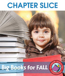 Big Books For Fall - CHAPTER SLICE