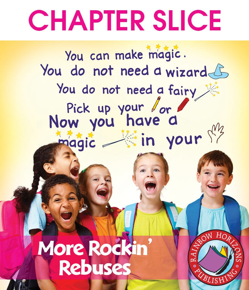 More Rockin' Rebuses - CHAPTER SLICE