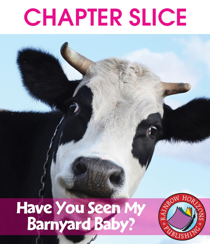 Have You Seen My Barnyard Baby? - CHAPTER SLICE