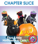 Five Little Halloween Cats - CHAPTER SLICE