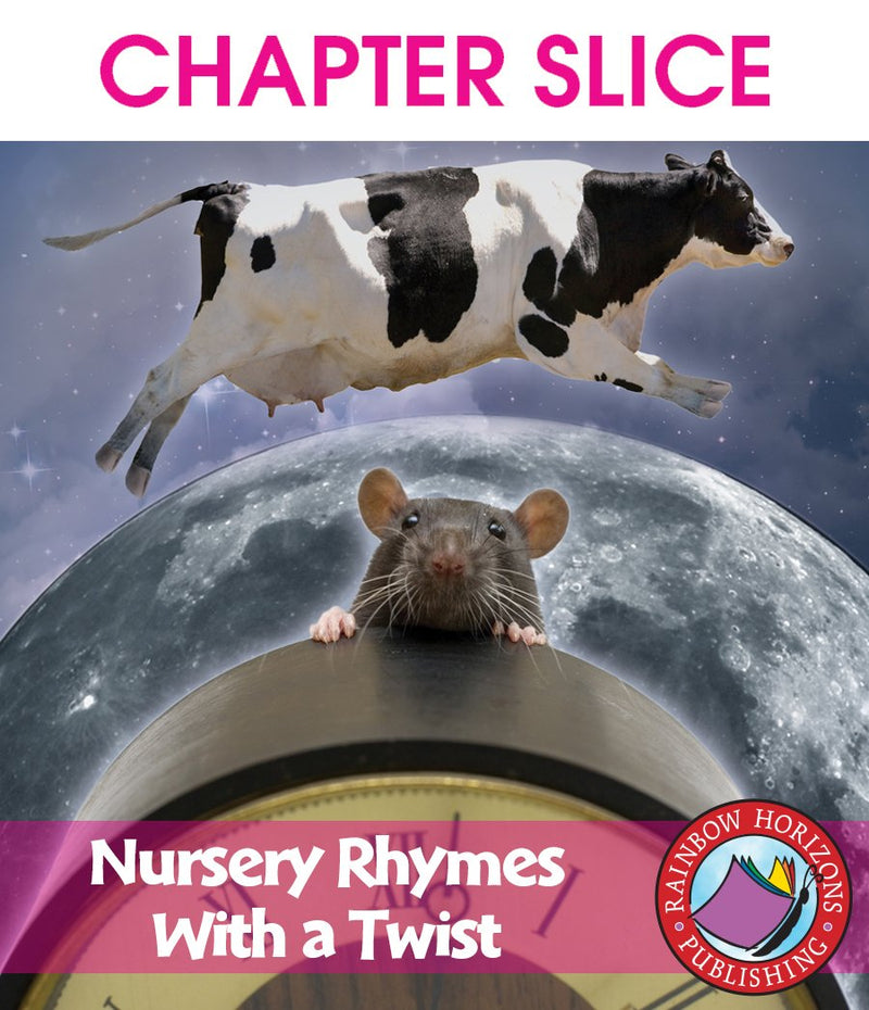 Nursery Rhymes With A Twist - CHAPTER SLICE