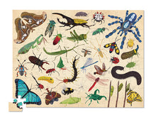 Load image into Gallery viewer, 36 Insects Puzzle (100 Pieces)