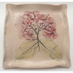 Medium Square Dish - Southeastern Artist