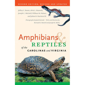 Amphibians and Reptiles of the Carolinas