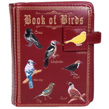 Load image into Gallery viewer, Book of Birds Wallet (Small)