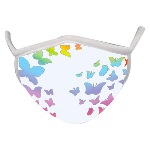Butterflies Adult Mask