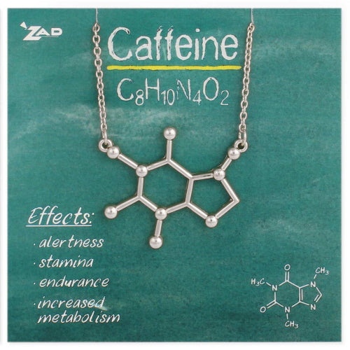 Caffeine Necklace