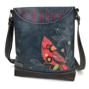 Cardinal Messenger Bag