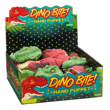 Load image into Gallery viewer, Dino Bite Puppet