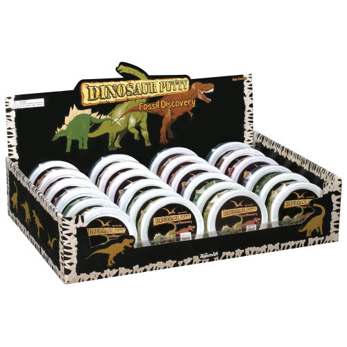 Dinosaur Putty - Assorted colors