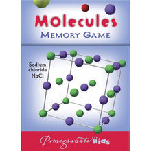 Load image into Gallery viewer, Molecules Memory Game