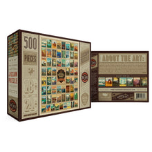 Load image into Gallery viewer, National Parks Puzzle - 500 Pieces