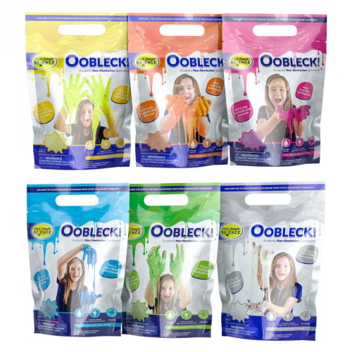 Oobleck (assorted colors)