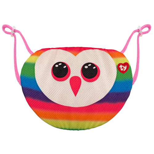 Owen Owl Mask - Kids