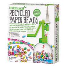 Load image into Gallery viewer, Recycled Paper Beads Kit