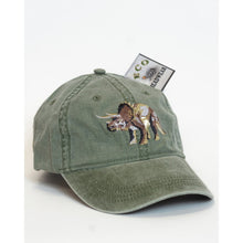 Load image into Gallery viewer, Triceratops Hat