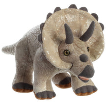 Load image into Gallery viewer, Triceratops Plush