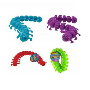 Colorful Crawlies stretchy centipede