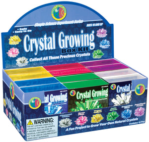 Crystal Growing Kit (assorted colors)