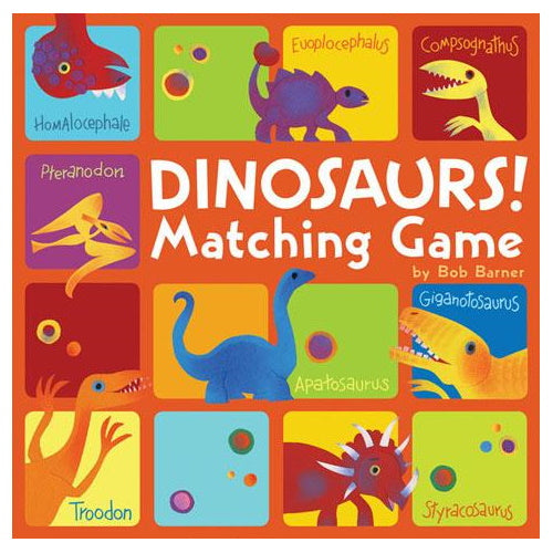 Dinosaurs Matching Game