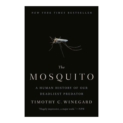 The Mosquito (preorder Author Event autographed book)