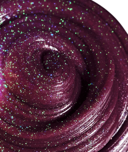 Milky Way Glowing Glitter Putty