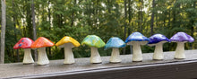 Load image into Gallery viewer, Bitty Mushroom Sculpture - Sara Roberts