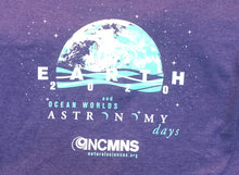 Load image into Gallery viewer, Vintage Purple Astronomy Days Shirt (Adults and Kids)