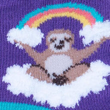 Load image into Gallery viewer, Sloth Dreams Toddler Crew Socks