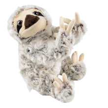 Load image into Gallery viewer, Sloth plush (gray)