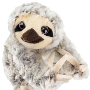 Sloth plush (gray)