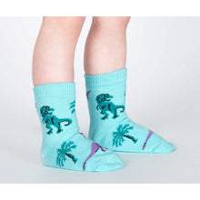 Load image into Gallery viewer, Toddler Land of the Dinosaurs Socks