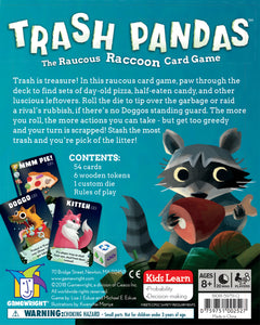 Trash Pandas Game