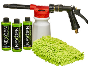 Ceramic Wash Kit