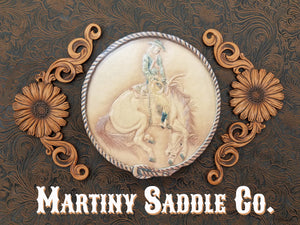 Martiny Saddle Co.