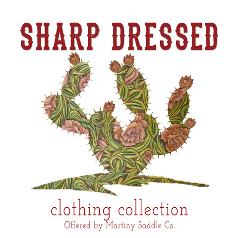 Sharp Dressed Clothing Collection Logo
