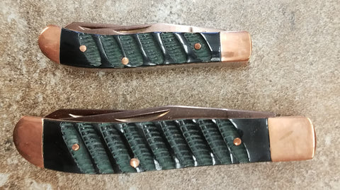 Copper Buffalo Knives