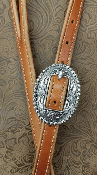 Berry Edge Oval Headstall