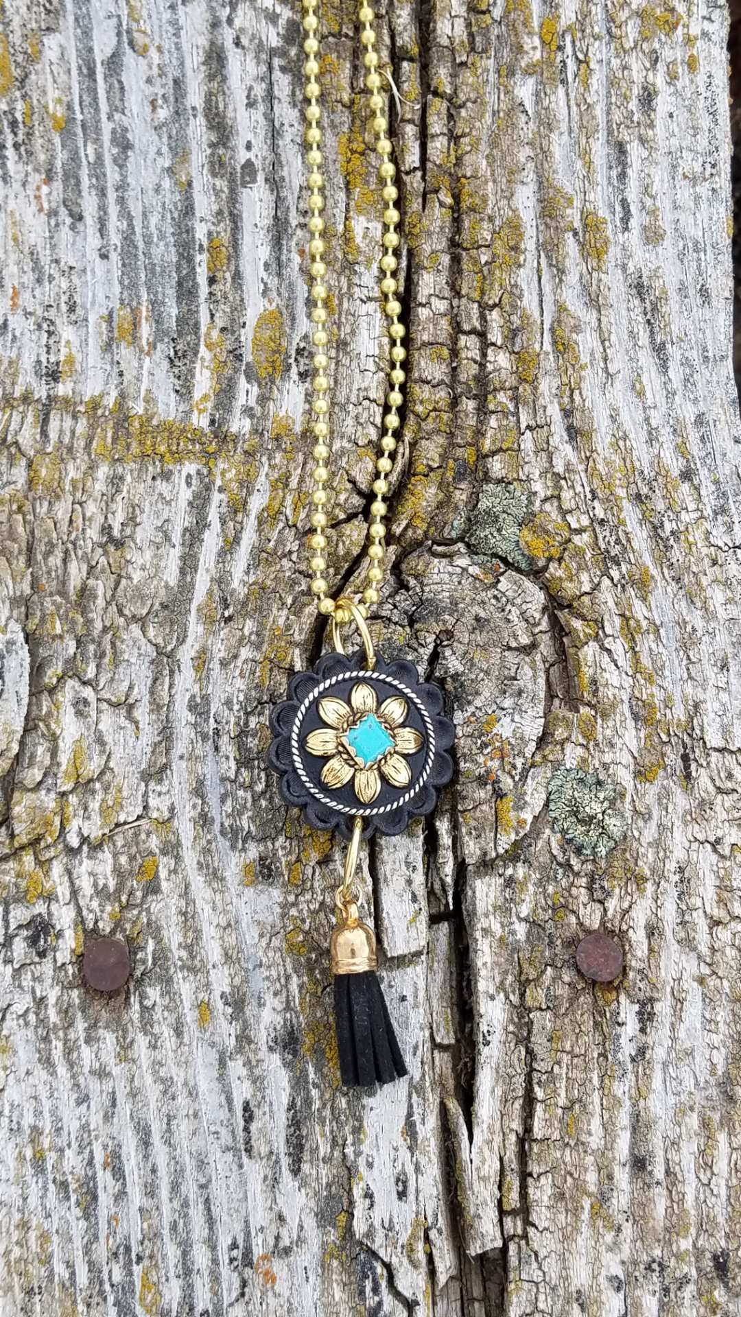 Gypsy Trails Necklace