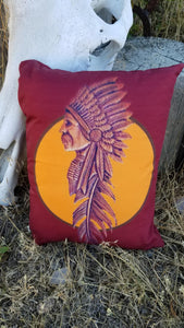 The Chieftain Lumbar Pillow