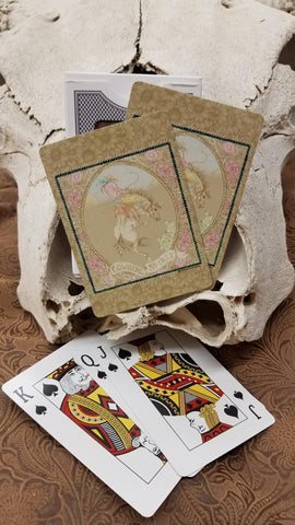 Cowgirl Spirit Playing Cards