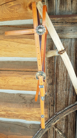 Classic Browband Headstall