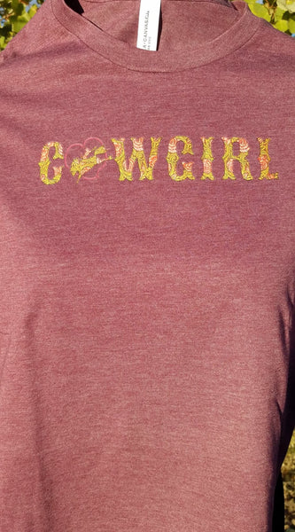 COWGIRL Youth Tee