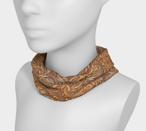 The 15X Floral Carved Gaiter
