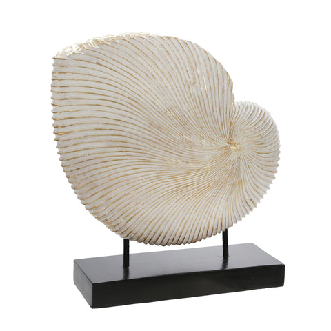 Shell Decor on Stand - Shop Decorative Objects - DARRA HOME