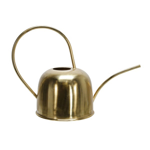 Modern Gold Watering Can - Shop Decorative Objects - DARRA HOME